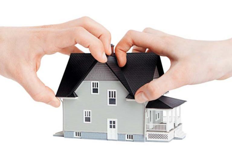 долевая собственность частного дома